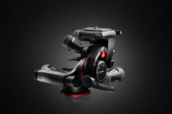 Manfrotto lanserer nye XPRO GEARED HEAD