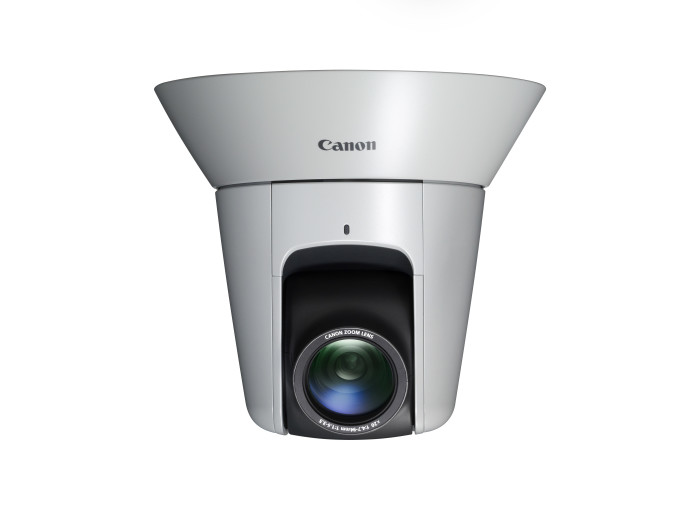 Canon unveils new Full HD and 1.3MP network camera range with enhanced durability and improved monitoring flexibility